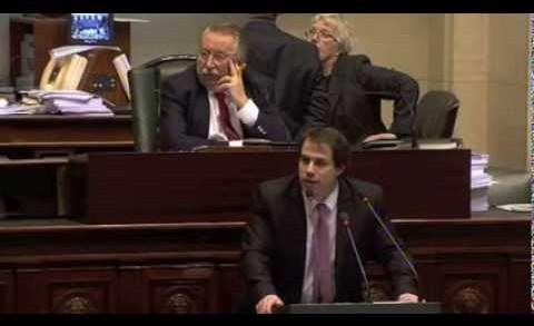 Levée d'immunité: Laurent LOUIS fait un festival de révélations au Parlement ! Quenelle en prime !