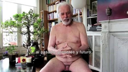 Alejandro Jodorowsky, nu de corps et d'esprit