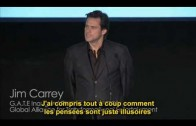 Jim Carrey Awakening with Eckhart Tolle