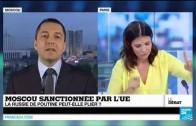 Un intervenant balance tout sur les USA et l'UE en plein direct de France24
