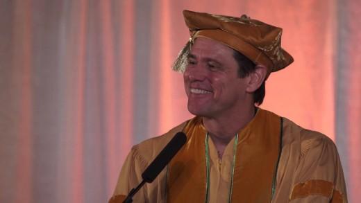 Jim Carrey's Speech Commencement Address