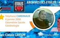 Stéphane CARDINAUX | Géométrie sacrée & Géobiologie