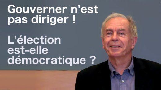 Jean-Paul Jouary : Quelle alternative à la « crise de la représentation » ? — Démocratie